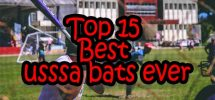 Top 15 Best usssa bats ever