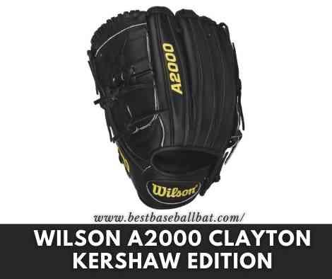 Wilson A2000 Clayton kershaw Edition