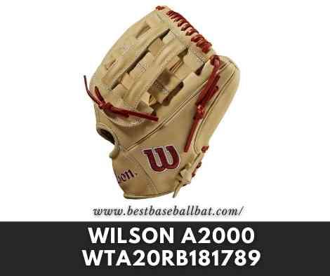 Wilson A2000 WTA20RB181789