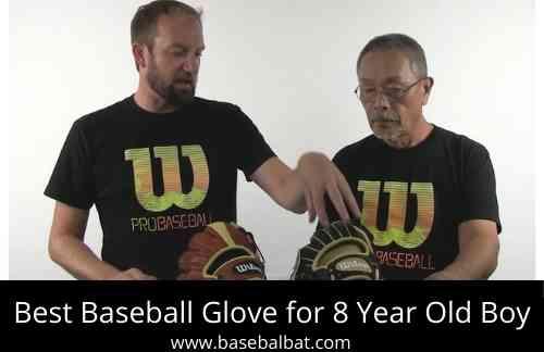 Best Baseball Glove for 8 Year Old Boy Wilson A2000 Baseball Glove Series Wilson A2000 Baseball Glove Series