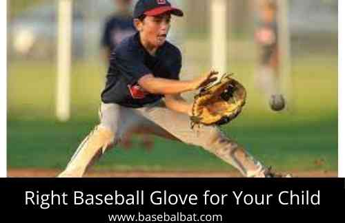 Things You Should Consider Before Finding the Right Baseball Glove for Your Child