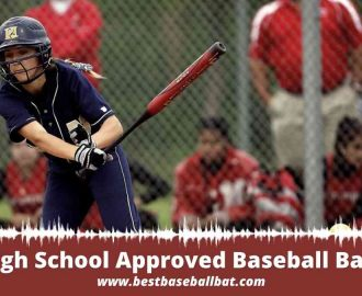high school approved baseball bats